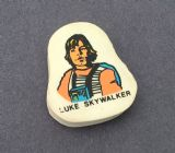 Vintage Star Wars Luke Skywalker Eraser Helix 1977